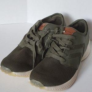 Dr. Scholls Restore Olive Green Sneakers